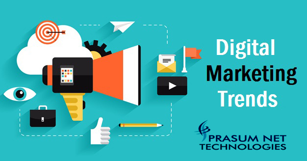 Top 11 Digital Marketing Trend That Will Dominate In 2019
