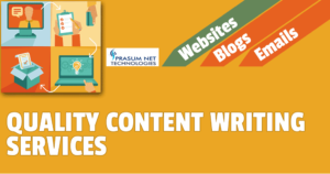 Indian Content Marketing Agency, Best Content Writing