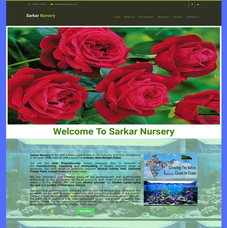 Sarkar Nursery